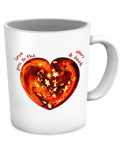 Love You To The Stars & Back Mug!