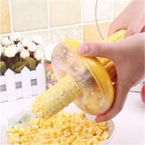 New Creative Corn Cob Remover, Peeler, Corn Thresher/ Stripper KitchenTool