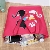 New Lovely Cute Cats Canvas Bag Shoulder Bag
