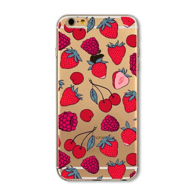 Colourful iPhone Case Cover For iPhone 6 6S 5 5S SE 5C 6Plus 6sPlus 4 4S