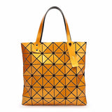 New Hot Fashion Trendy Geometric design Tote Bag Handbag Shoulder Bag Big Messenger Bag