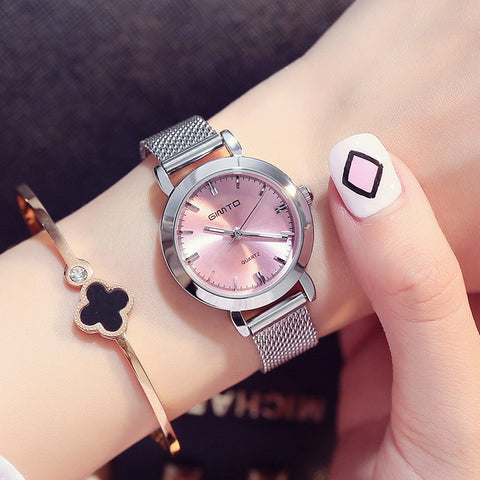 New Luxury Watches Water Resistant Dress Watches For Women