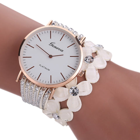 New Hot Fashion Wrap Bracelet Watch