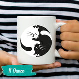 New Cool Cat Lovers Coffee Mugs