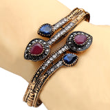 New Elegant Beautiful Antique Style Bangle Bracelet