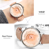 New Hot Creative Stylish Unique Design Casual Watch