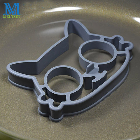 New Cute Cat Shaped Fried Egg/ Pancake Mold Kitchen Tool