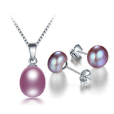 New Arrival Elegant Beautiful High Quality Pearl Set
