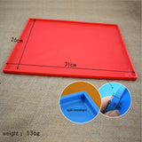New Silicone Oven Mat/ Tray For cookies/ pastry/ Swiss Roll Pad Baking Kitchen Tool