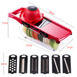 New Very Useful Manual Multi - Function Kitchen Tool, Cutter, Peeler, Grater, Dicer
