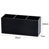 New Makeup Brush Holder Case, Cosmetic Tool Organizer