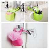 New Sponge Hanging Storage Rack Basket Organizer Kitchen Tool