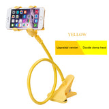 New Universal Flexible Long Arm Lazy Mobile Phone Stand / Cell Phone Holder/ Mount Desktop Support