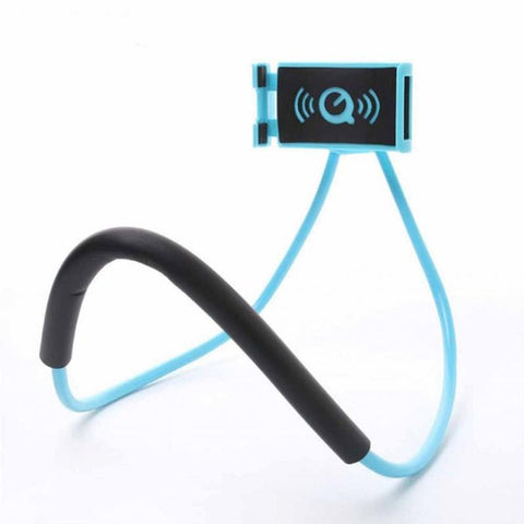 New Trendy Lazy Neck Cell Phone Stand Bracket Holder