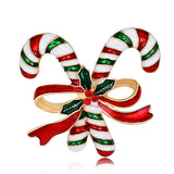 New Beautiful Attractive Christmas Theme Brooches