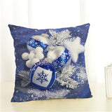 New Christmas/ Holiday Coshion Cover/ Case Throw Pillow Case for Sofa/ Bed Home Decor