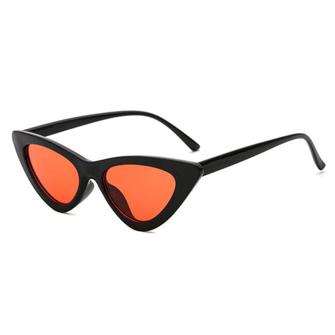 New Fashion Color Cat Eye Sunglasses Shades