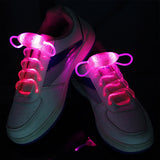 New Hot Luminous LED Glow Sports Shoelaces, Shoe String, Shoe Strap For Sneakers, Fun Party Wear