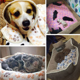 Dog/ Cat Bed Cover Blanket