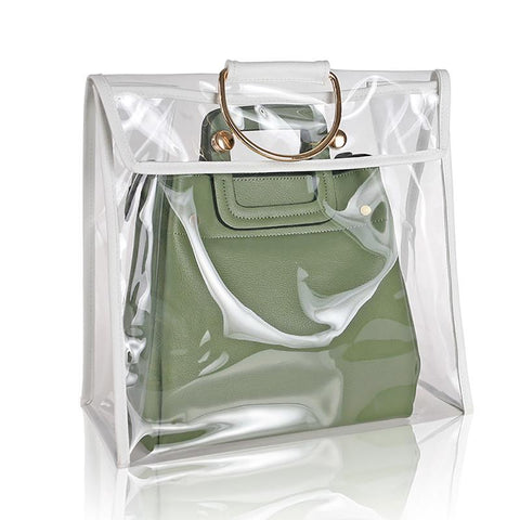 Multipurpose Clear Handbag Organizer
