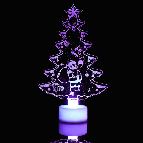 New Colorful Holiday/ Christmas tree LED Decorative Lights Home Decor