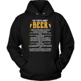 Truth About Beer Tshirt