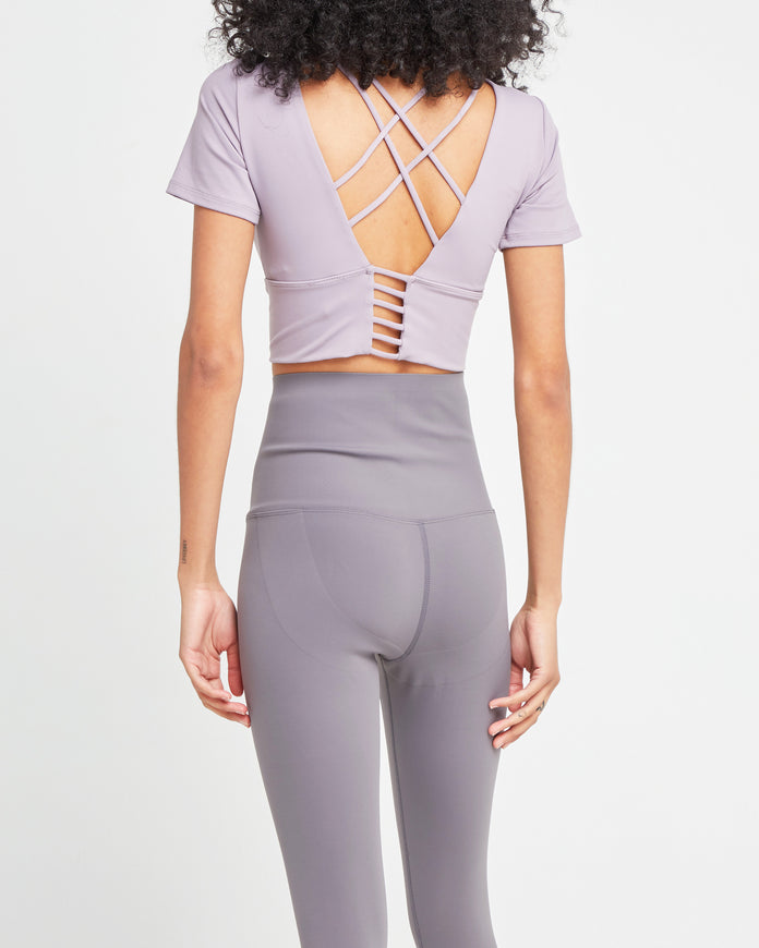 Strappy Back Cindy Active Top