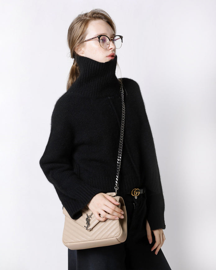 Greta Turtleneck Sweater