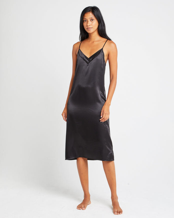 Lounge Slip Dress