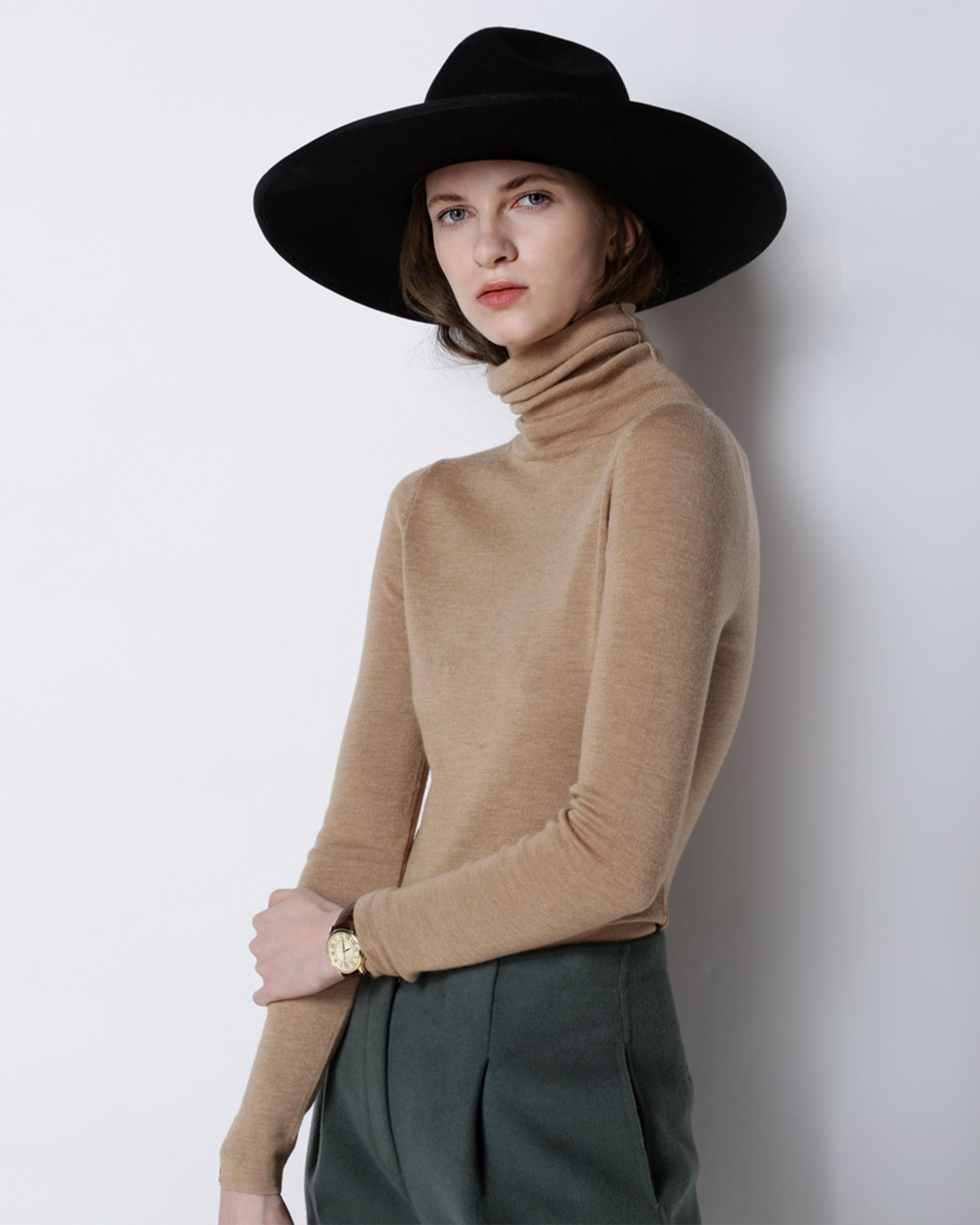 Dolsta Turtleneck Top