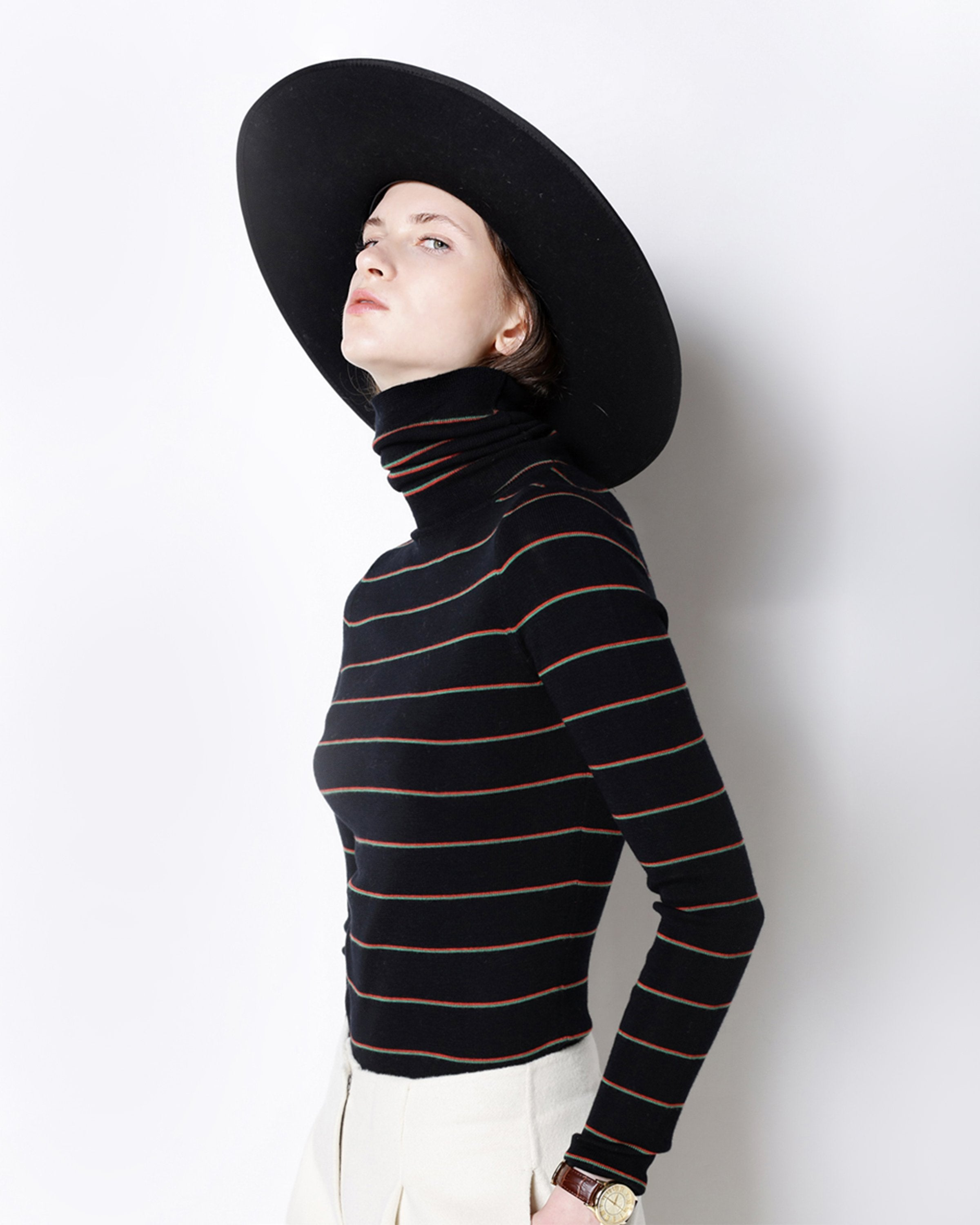 Mirro Turtleneck Top