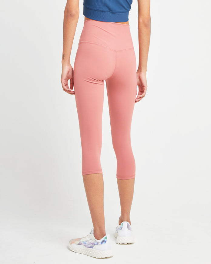 Live In Cropped Active Legging 19""