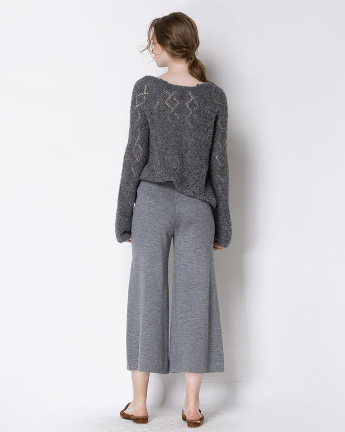 Ruby Smoke Grey Pant