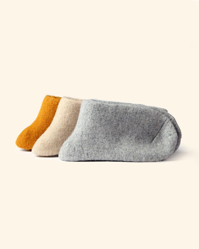 Men's Merino Wool Crew Sock 4-Pack
