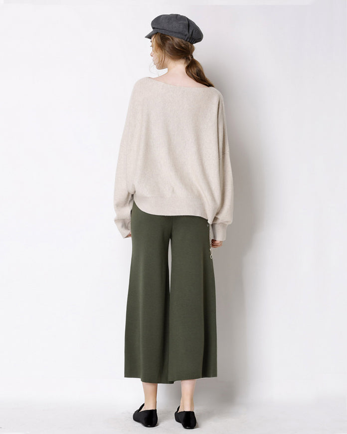 Ruby Smoke Olive Pants