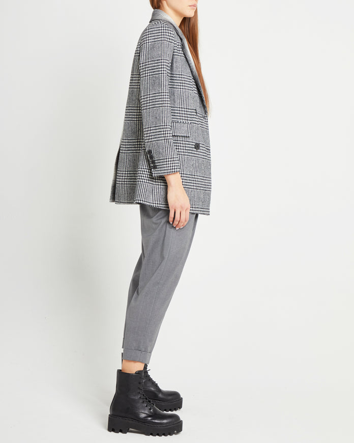 Kerry Wool-Blend Coat