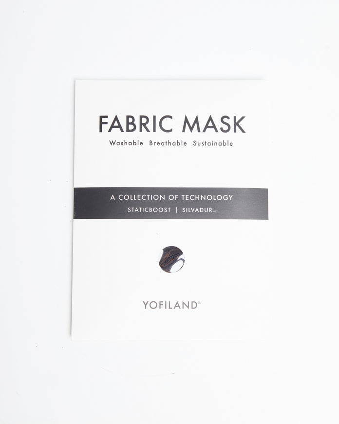 Reusable Antimicrobial Mask