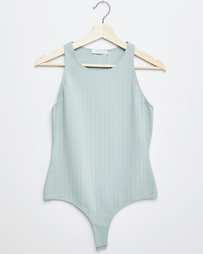 Zoe Fitted Bodysuit