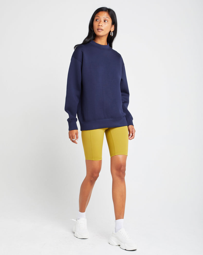Ultra Soft Boyfriend Crew Sweatshirt