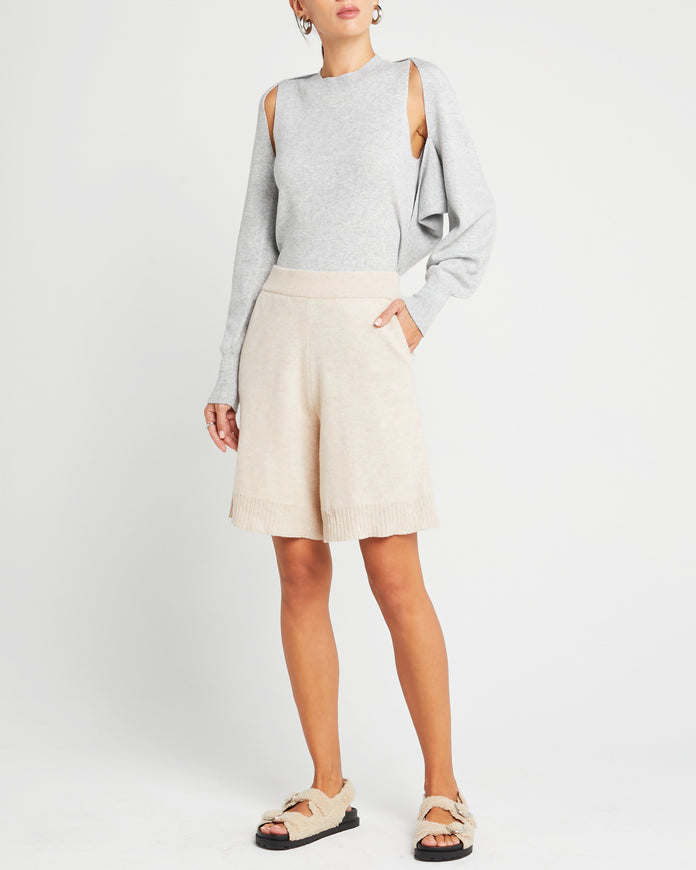 Wool Lounge Short
