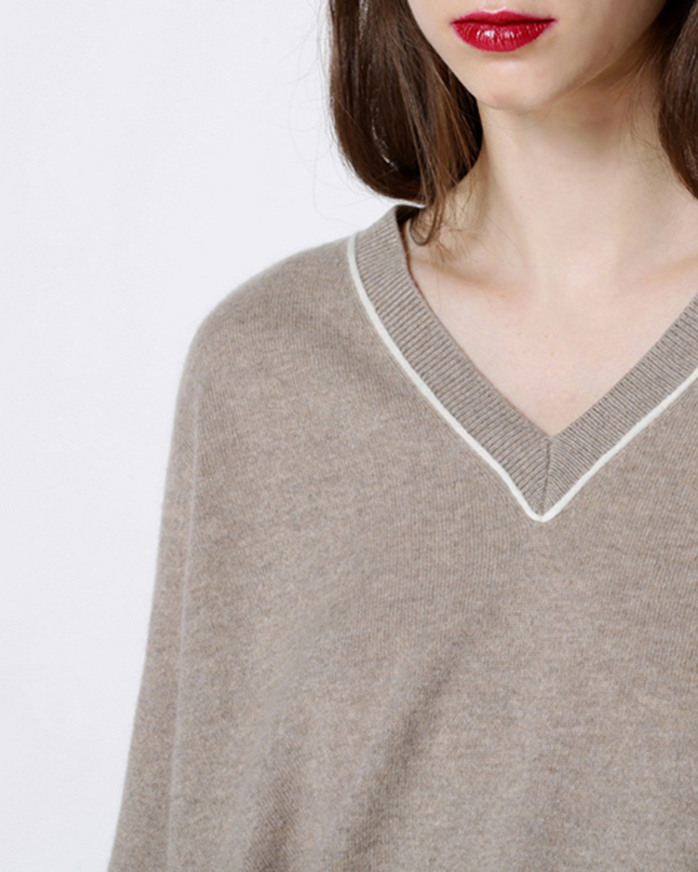 Parmel V-Neck Sweater