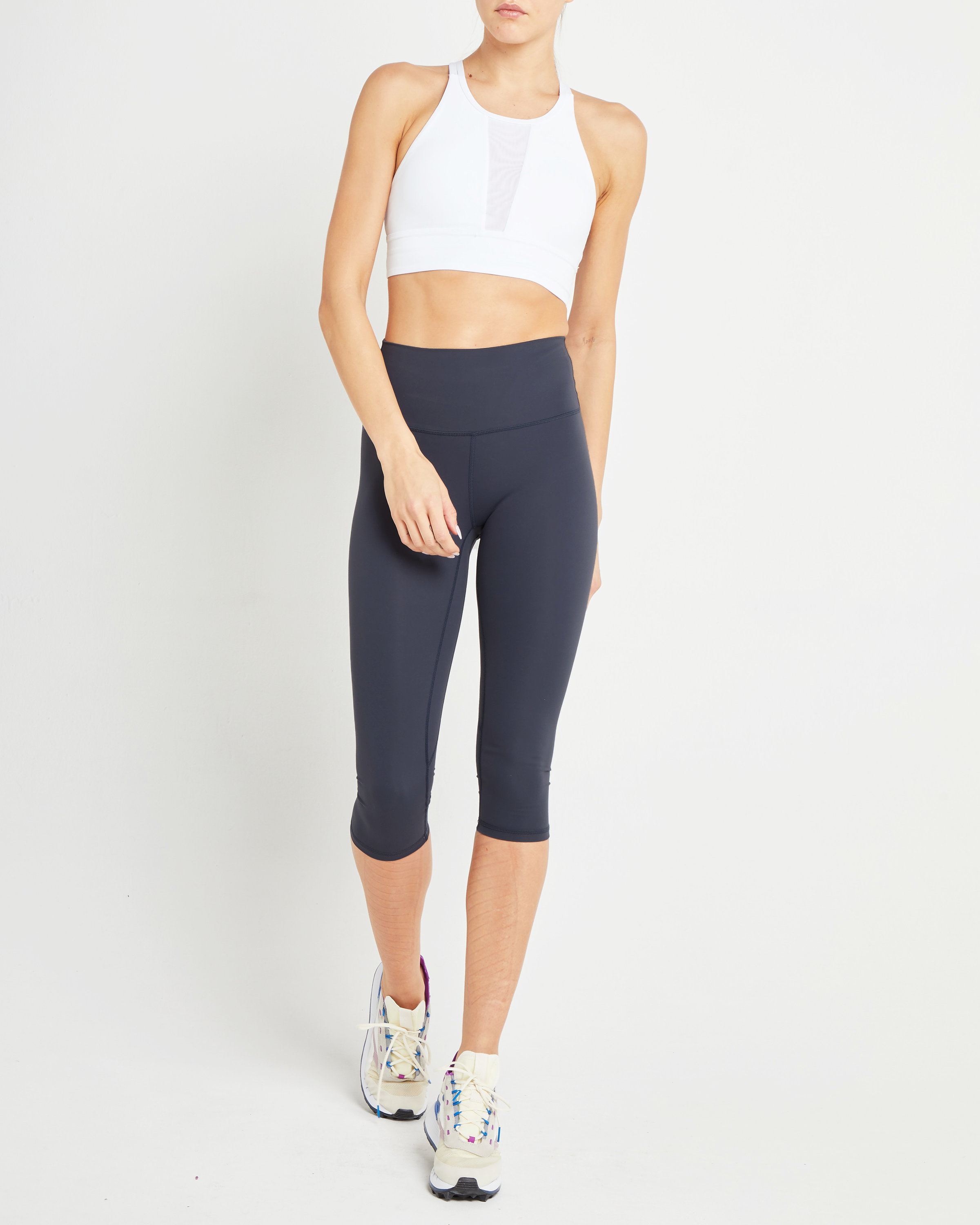 Cassie Crop Live In Legging 19""