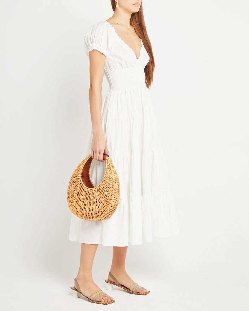 Cotton Delia Dress