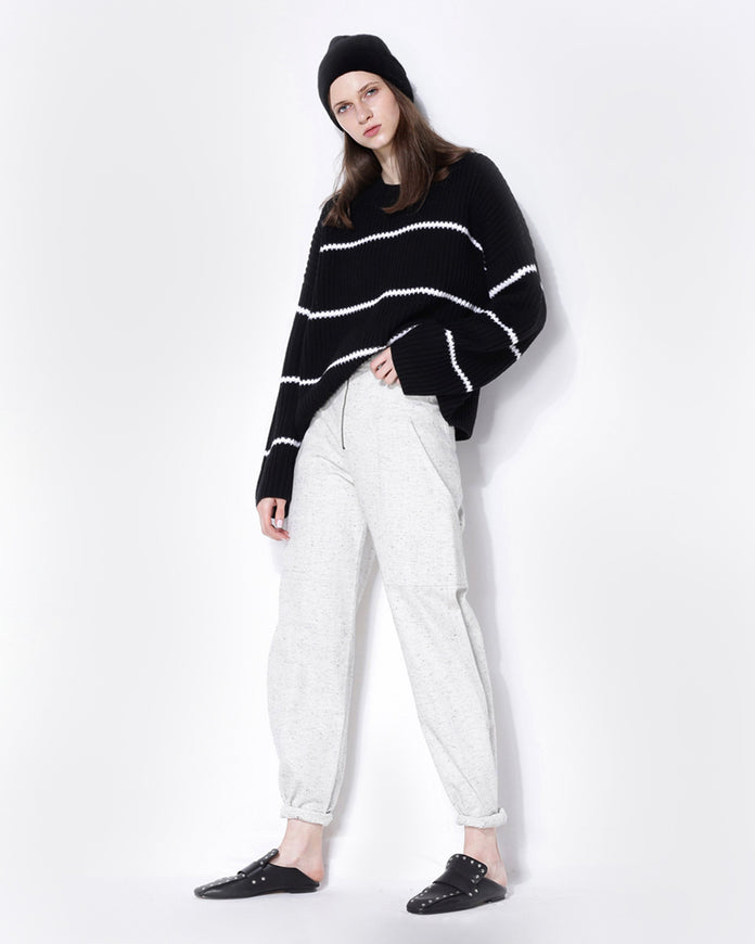 Minna Striped Sweater