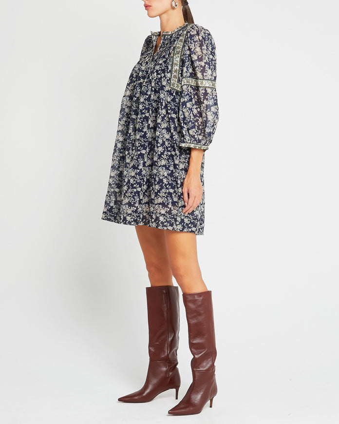 Rayne Puff Sleeve Dress