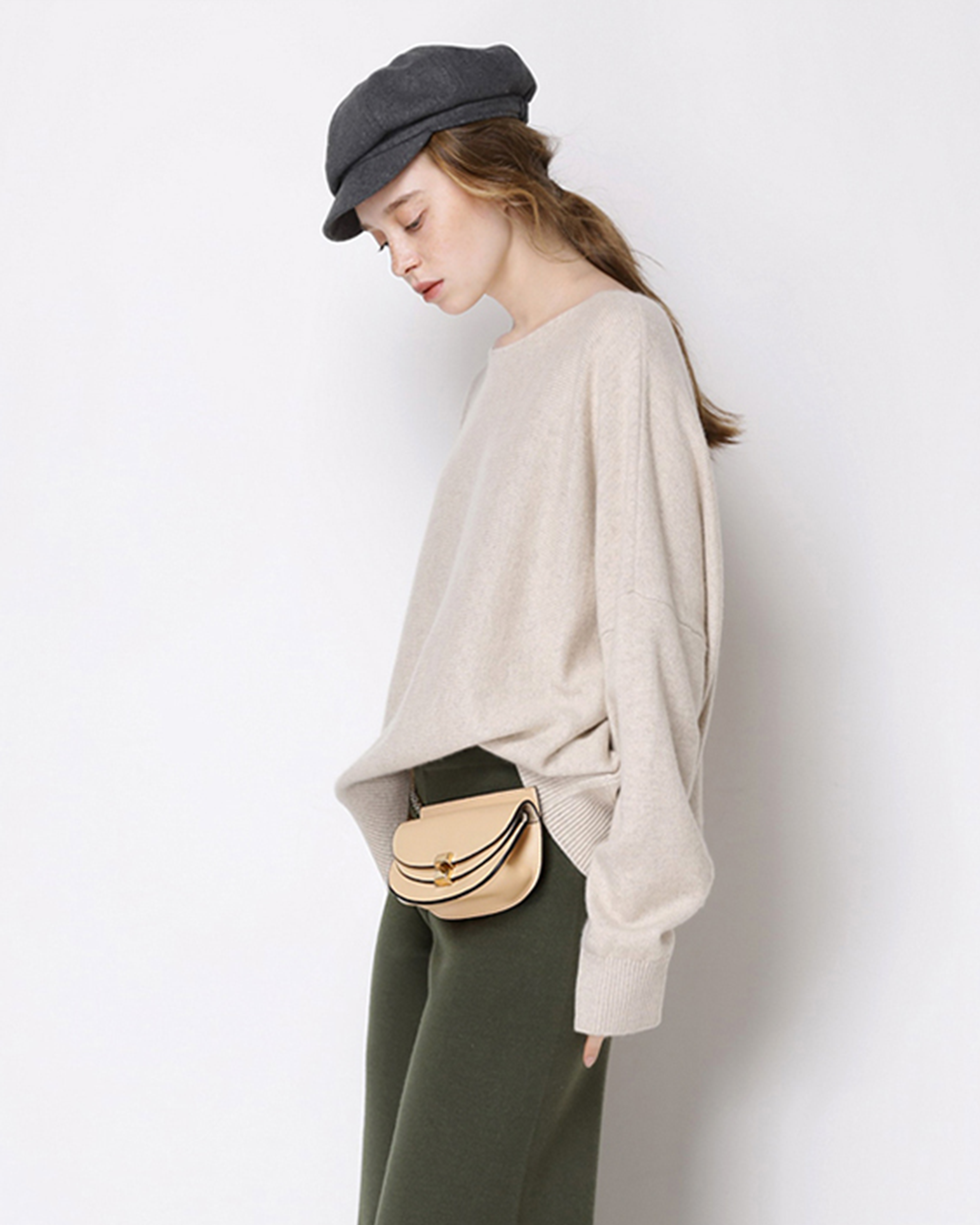 Neyele Creme Sweater