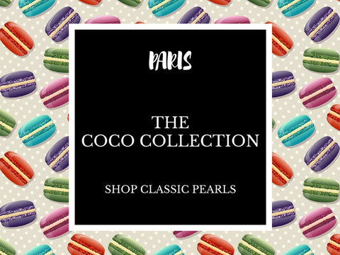 Paris Coco Pearl Fashion Jewellery Collection