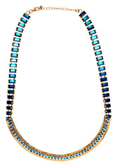 Celine Collar Necklace - ChicMela