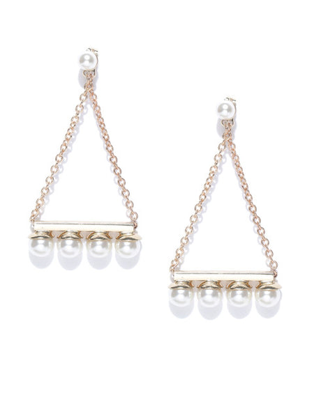 Coco 18k Gold Plated Hoops