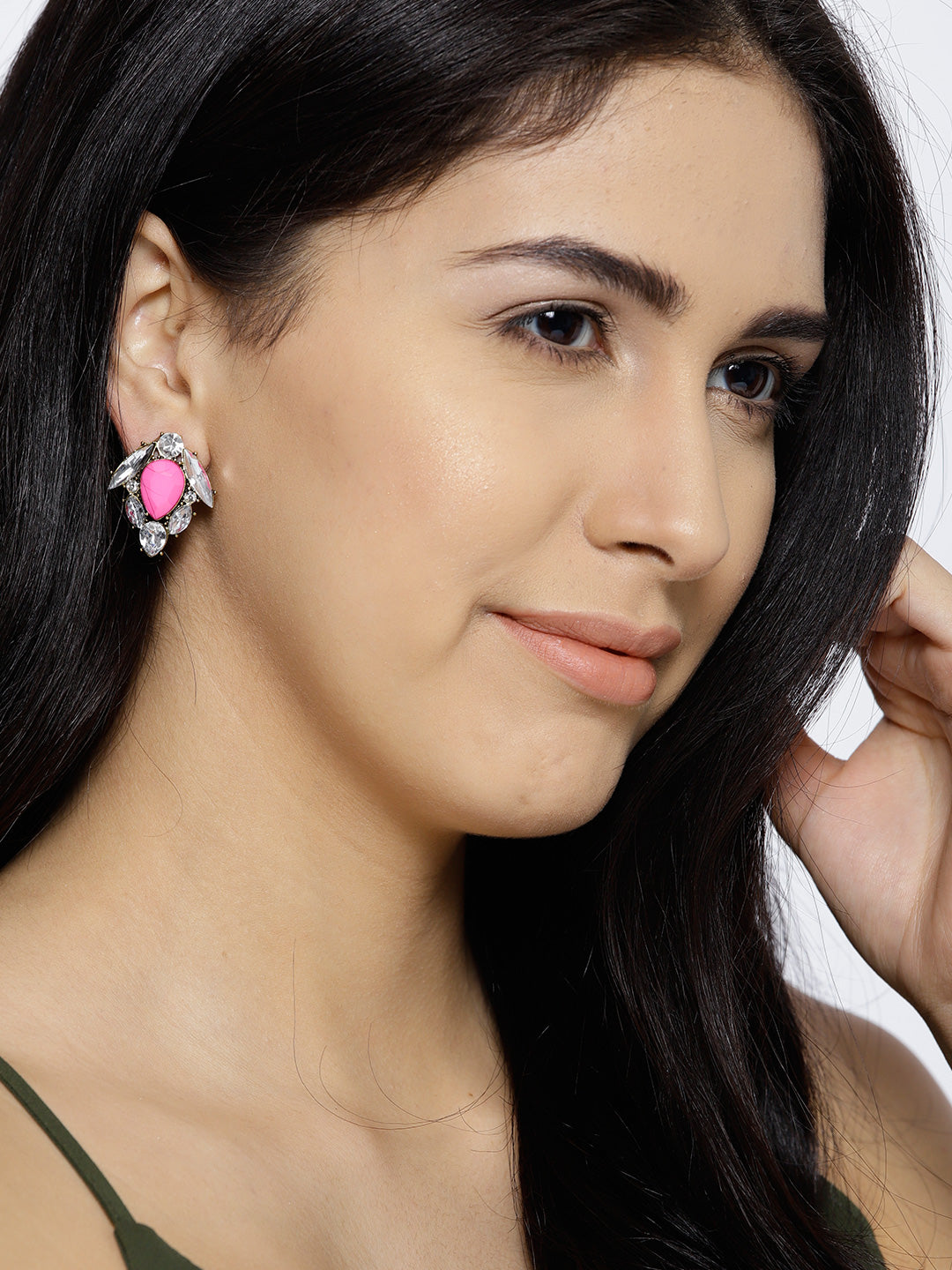 Earring and Ring Combo Set of 6 pieces - ChicMela